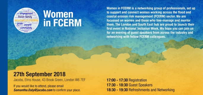 Women in FCERM Invitation 2018
